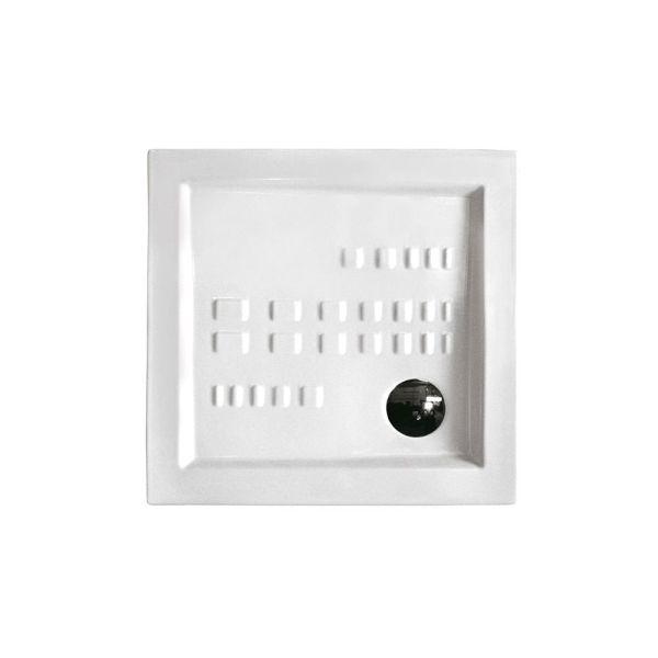 Piatto Doccia Ito 90x90 In Ceramica Slim H.5,5 Arredo Bagno Moderno CERAMICHEMIRANDA