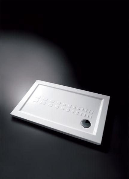 Piatto Doccia Ito 80x140 In Ceramica Slim H.5,5 Arredo Bagno Moderno CERAMICHEMIRANDA